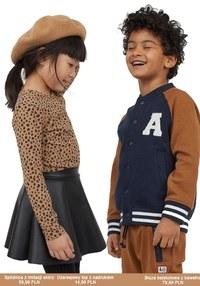 Gazetka promocyjna H&M - Kreacje dla najmłodszych i mam w H&M