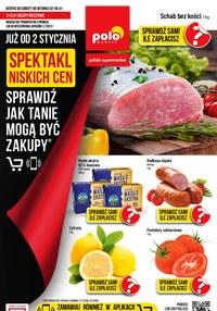 Gazetka promocyjna POLOmarket - Spektakl niskich cen w Polomarket! - ważna do 01-01-2021