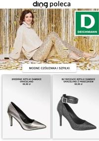 Gazetka promocyjna Deichmann - Modne buty na impreze w Deichmann  - ważna do 10-01-2021