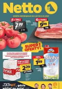 Gazetka promocyjna Netto - Super oferty w Netto - ważna do 09-01-2021
