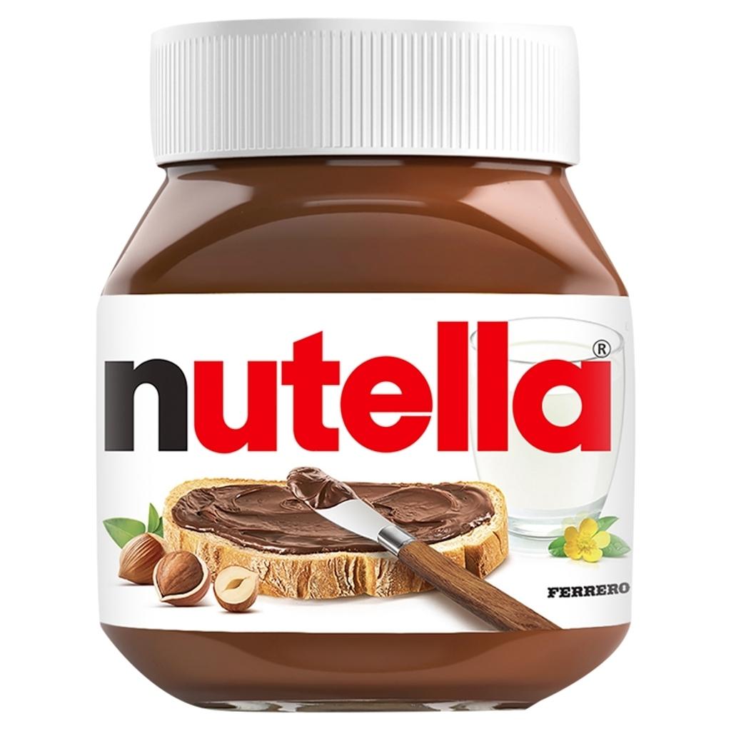 Krem czekoladowy Nutella - 4