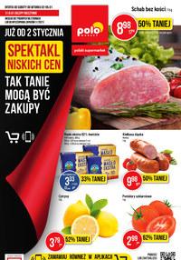 Gazetka promocyjna POLOmarket - Spektakl niskich cen w Polomarket - ważna do 05-01-2021