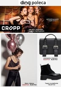 Gazetka promocyjna Cropp Town - Modne kreacje w Cropp Town  - ważna do 11-01-2021