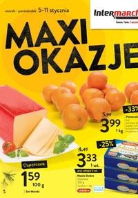 Gazetka promocyjna Intermarche Super - Maxi okazje w Intermarche - ważna do 11-01-2021
