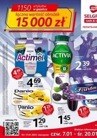 Gazetka promocyjna Selgros Cash&Carry - Selgros - styczniowe obniżki cen - ważna do 20-01-2021