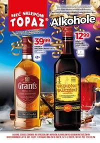 Gazetka promocyjna Topaz - Topaz - alkohole - ważna do 31-01-2021