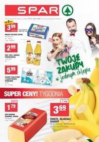 Gazetka promocyjna SPAR - Spar - Twoje zakupy w jednym sklepie - ważna do 12-01-2021