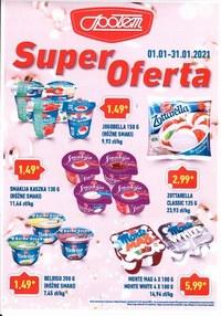 Gazetka promocyjna Społem PSS w Bełchatowie  - Super oferta w Społem Bełchatów - ważna do 31-01-2021