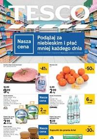 Gazetka promocyjna Tesco Centra Handlowe - Płać mniej z Tesco Centra Handlowe - ważna do 13-01-2021