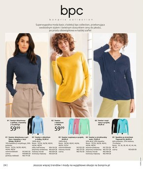 Bonprix - nowe kolory i wzory