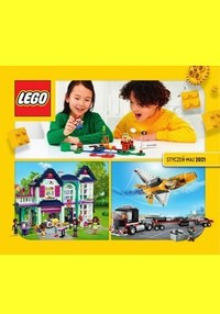 Gazetka promocyjna Lego - Katalog Lego - ważna do 31-05-2021
