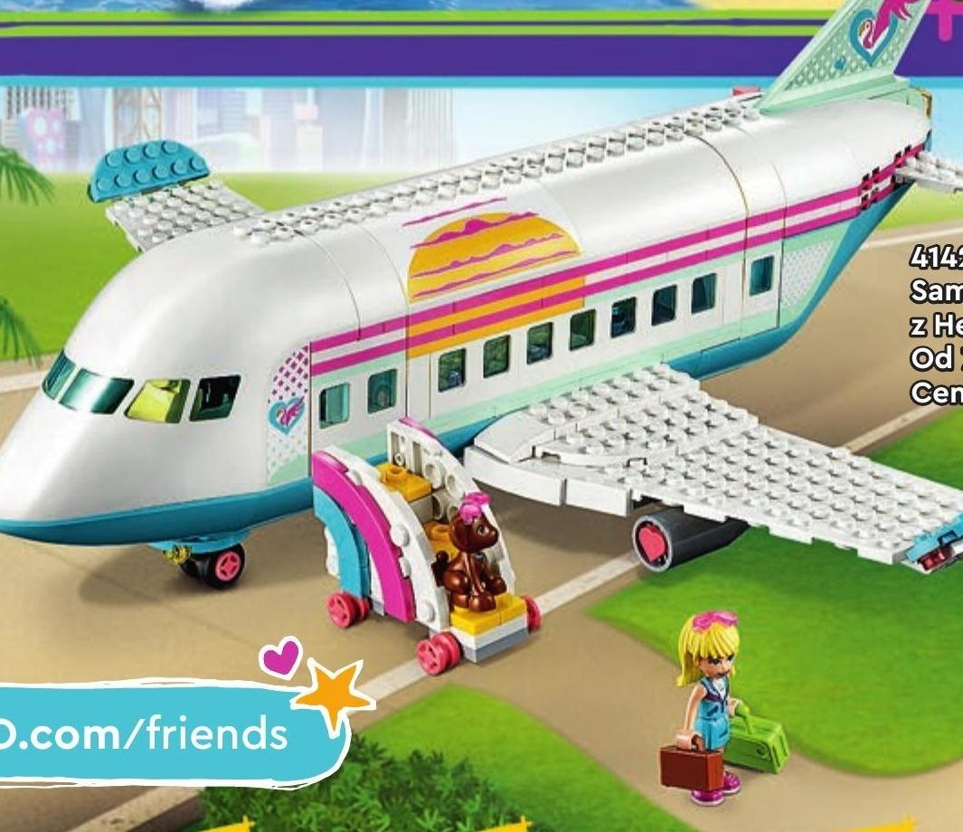Samolot LEGO niska cena