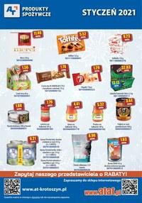 Gazetka promocyjna At - AT - produkty spożywcze - ważna do 31-01-2021