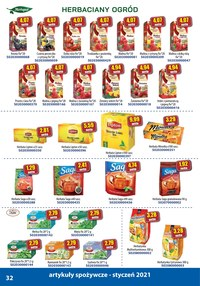 Gazetka promocyjna At - AT - produkty spożywcze