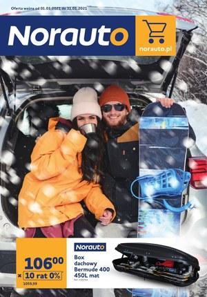 Gazetka promocyjna Norauto - Zimowe wyprawy z Norauto