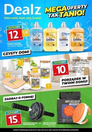 Gazetka promocyjna Dealz - Mega oferty w Dealz