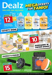 Gazetka promocyjna Dealz - Mega oferty w Dealz - ważna do 26-01-2021