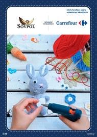 Kreatywna zabawa z Carrefour