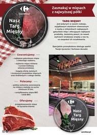 Targi mięsne w Carrefour