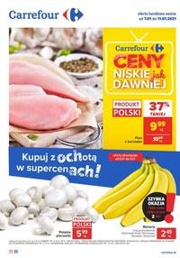 Gazetka promocyjna Carrefour - Niskie ceny w Carrefour - ważna do 11-01-2021