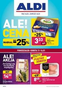 Gazetka promocyjna Aldi - Od poniedziałku w Aldi - ważna do 16-01-2021