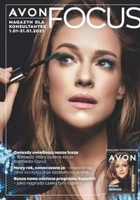 Gazetka promocyjna Avon - Styczniowa oferta Avon - ważna do 31-01-2021