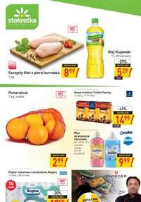 Gazetka promocyjna Stokrotka Supermarket - Moc oszczędzania w Stokrotka Supermarket - ważna do 13-01-2021