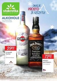 Gazetka promocyjna Stokrotka Supermarket - Katalog alkoholowy Stokrotka! - ważna do 27-01-2021