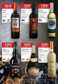 Gazetka promocyjna Stokrotka Supermarket - Katalog alkoholowy Stokrotka!