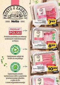 Gazetka promocyjna Netto - Gazetka spożywcza Netto!