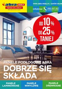 Gazetka promocyjna Abra - Dobrze się składa - Abra - ważna do 21-01-2021