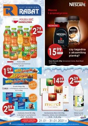Gazetka promocyjna Rabat - Promocje w Rabat