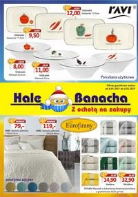 Gazetka promocyjna Hala Banacha - Hale Banacha - oferta przemysłowa - ważna do 31-01-2021