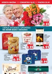 Gazetka promocyjna Kaufland - Najniższe ceny tylko w Kauflandzie