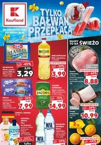 Gazetka promocyjna Kaufland - Najniższe ceny tylko w Kauflandzie - ważna do 20-01-2021