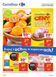 Niskie ceny jak dawniej w Carrefour