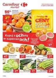 Niskie ceny jak dawniej w Carrefour Market