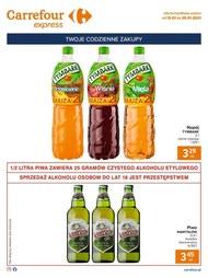 Okazje w Carrefour Express