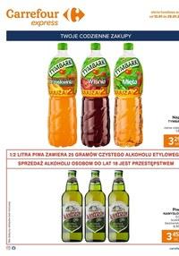 Gazetka promocyjna Carrefour Express - Okazje w Carrefour Express - ważna do 28-01-2021