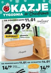 Gazetka promocyjna Biedronka - Prezenty na Dzień Babci i Dziadka w Biedronce - ważna do 27-01-2021