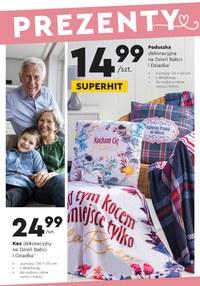 Gazetka promocyjna Biedronka - Prezenty na Dzień Babci i Dziadka w Biedronce