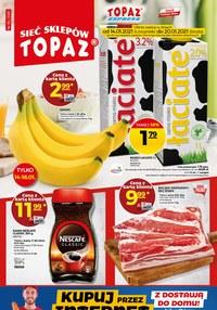 Gazetka promocyjna Topaz - Hity cenowe w Topaz