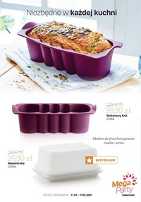 Gazetka promocyjna Tupperware - Nowy start w Tupperware