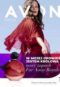 Gazetka promocyjna Avon - Bądź królową z Avon - ważna do 31-01-2021