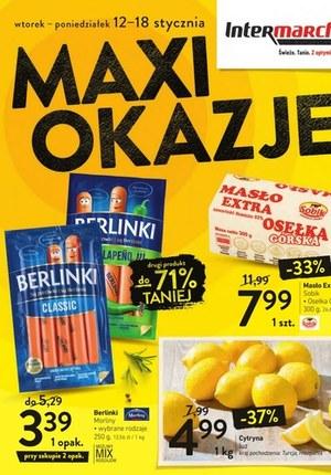 Gazetka promocyjna Intermarche Super - Okazje w Intermarche