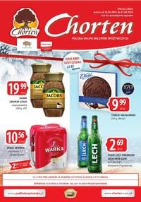 Gazetka promocyjna Chorten - Nowe okazje w Chorten - ważna do 27-01-2021