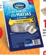 Filety śledziowe Lisner
