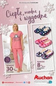 Ciepło, modnie i wygodnie - Auchan Hipermarket