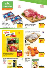 Gazetka promocyjna Stokrotka Market - Moc oszczędzania w Stokrotka Market  - ważna do 20-01-2021