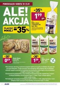 Gazetka promocyjna Aldi - Ale cena w Aldi!